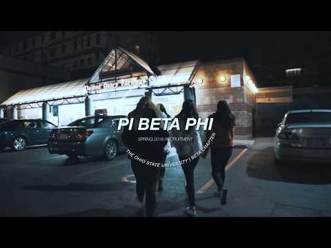 Pi Phi 2018 Recruitment || Ohio State University