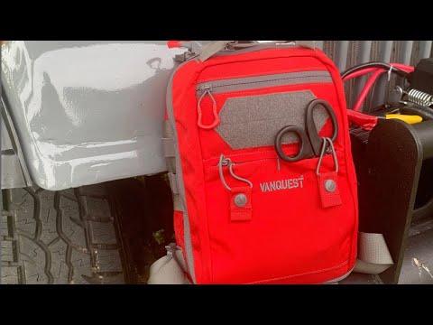 Vanquest FATPack-Pro Medical Backpack