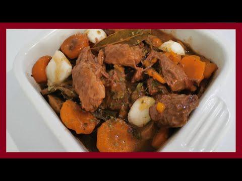 la-recette-de-bŒuf-bourguignon-maison-(-cookeo-)😋😋-simple-et-rapide