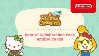Get Ready for a Sanrio Crossover! - Animal Crossing: New Horizons - Nintendo Switch