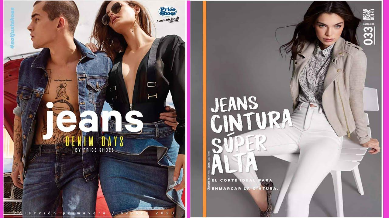 Catalogo Price Shoes 2021 Jeans Denim Fashionvlogs Youtube