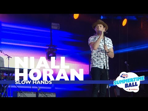 Niall Horan - 'Slow Hands'  (Live At Capital's Summertime Ball 2017)