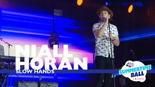Download Niall Horan - 'Slow Hands'  (Live At Capital's Summertime Ball 2017) MP3 song and Music Video