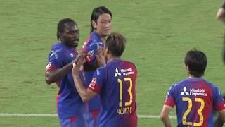 2017年8月13日(日)に行われた明治安田生命J1リーグ 第22節 FC東京vs...
