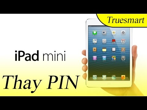 How to replace ipad mini 3 battery