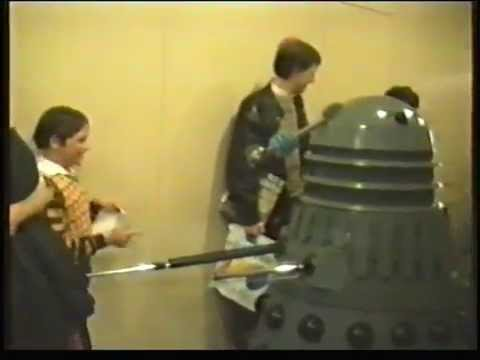 Dr Who Convention   Coventry 1992