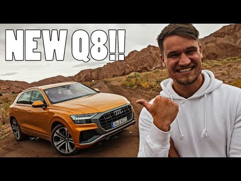 EXPERIENCING THE NEW AUDI Q8 IN CHILE!!