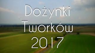 Dożynki województwa śląskiego w Tworkowie z lotu ptaka! 2017