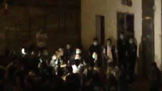 Publication Date: 2020-05-02 | Video Title: 警方見記者  交代 發現懷疑爆炸品現場 聖若瑟英文中學舊校舍