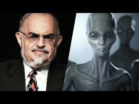 Aliens are HERE on Earth and will TAKE OVER, Stanton Friedman a Nuclear Physicist, UFO Researcher
