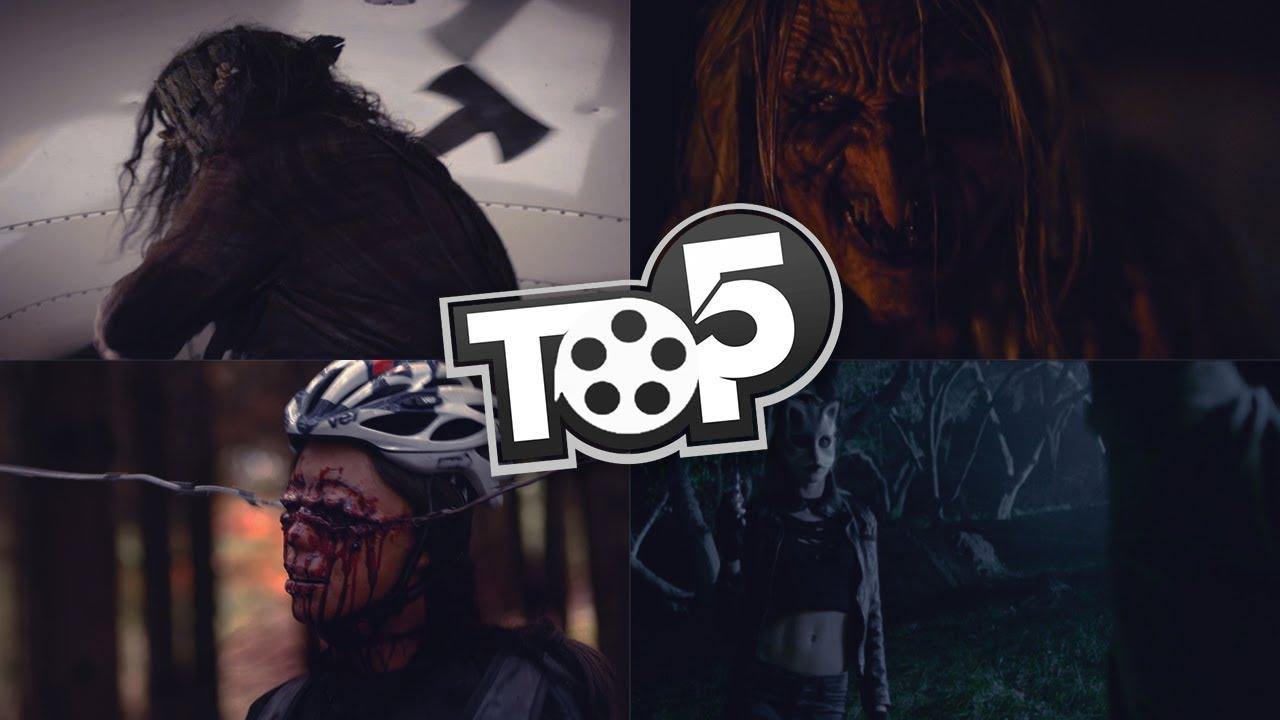 TOP 5 MOVIES LIKE   Victor Crowley (2017) HD
