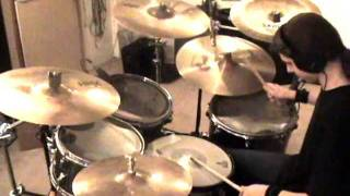 Testament - Into The Pit drum cover