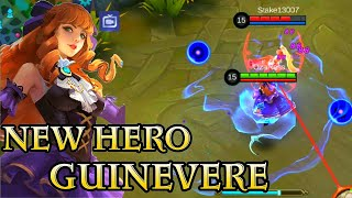 New Hero Guinevere Skill Explanation - Mobile Legends Bang Bang