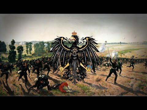 """Kingdom of Prussia/German Empire (1871) """"Lockmarsch, Siegesmarsch von Metz & Die Wacht am Rhein"""""""