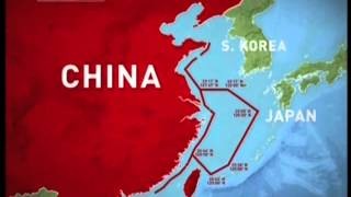 Two US B-52 bombers enter China