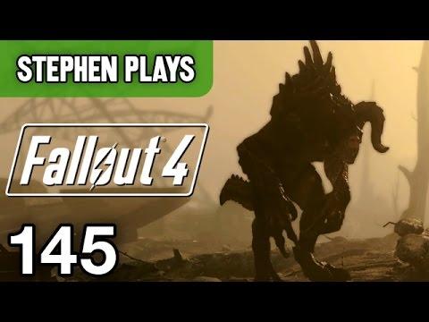 "Fallout 4 #145 - ""The Glowing Sea"""