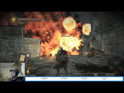 Dark Souls 2 - Drunkthrough Part 34: Dragons and Giants