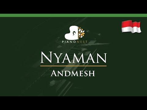andmesh---nyaman---nada-rendah-/-lower-key-(piano-karaoke-instrumental)