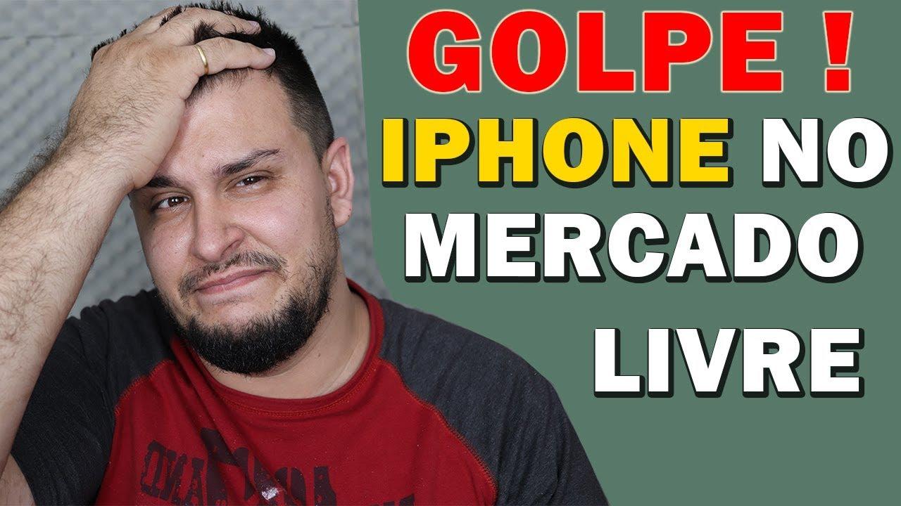 Golpe do iPhone no Mercado Livre, Prejuízo de mais de 2500 Reais