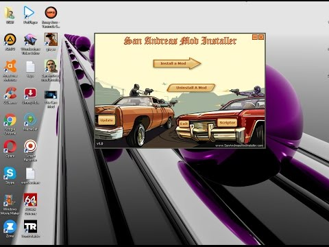 How To Install Car Mods To GTA San Andreas PC