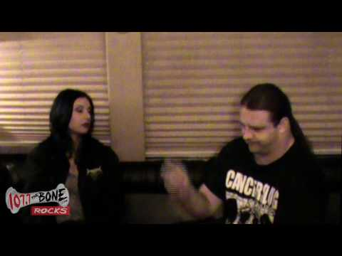 George Fisher Of Cannibal Corpse On Dethklok (Part 4 Of 7)