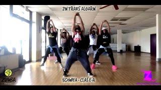 Bompea - Clase-A [Zumba Fitness] - Travis Algarin