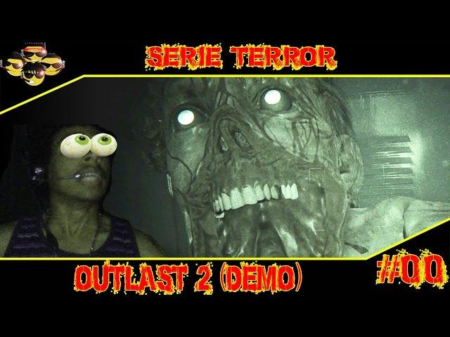 Outlast 2 (Demo) - Esse jogo não é de Deus