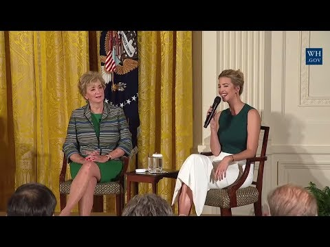 AMAZING: Ivanka Trump INCREDIBLE SPEECH at Event with Small Businesses w/ President Donald Trump