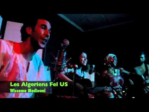 Les Algeriens Fel US