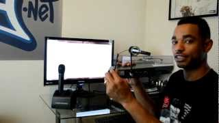 audio technica atw 2120a wireless uhf handheld microphone system charger review