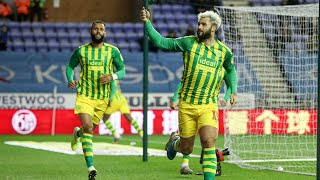 Wigan Athletic v West Bromwich Albion highlights Video