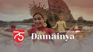 Damainya Indonesia - Fahmy Arsyad Said ft. Okky Kumala Sari (Official)