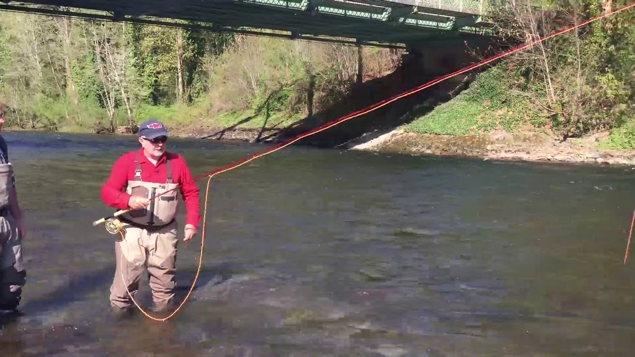 Fly Fishing In Oregons Mt Hood Territory | Oregon's Mt  Hood Territory