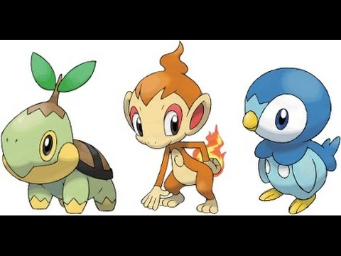 Pokemon version platine tortipouss ouisticram ou tiplouf a - Pokemon ouisticram ...