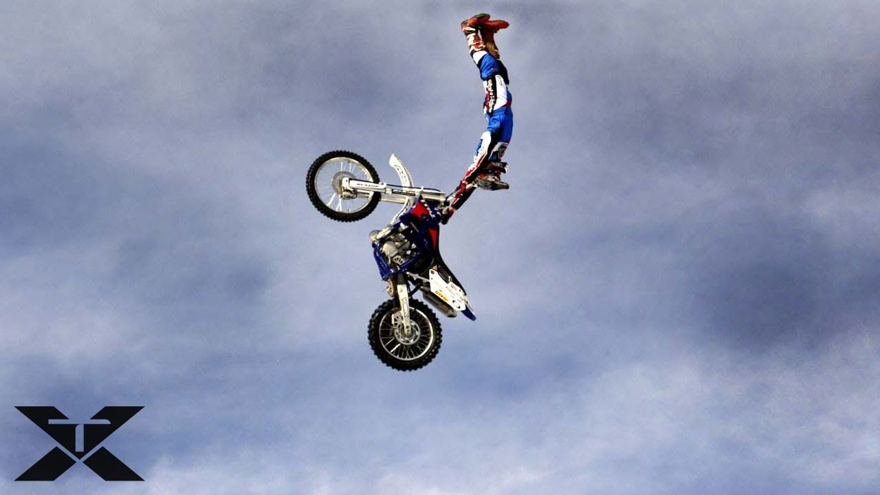 ronnie renner motocross stunts youtube
