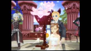 【Lucent Heart】W&M結婚式2