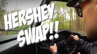 Hershey Porsche Swap 2017