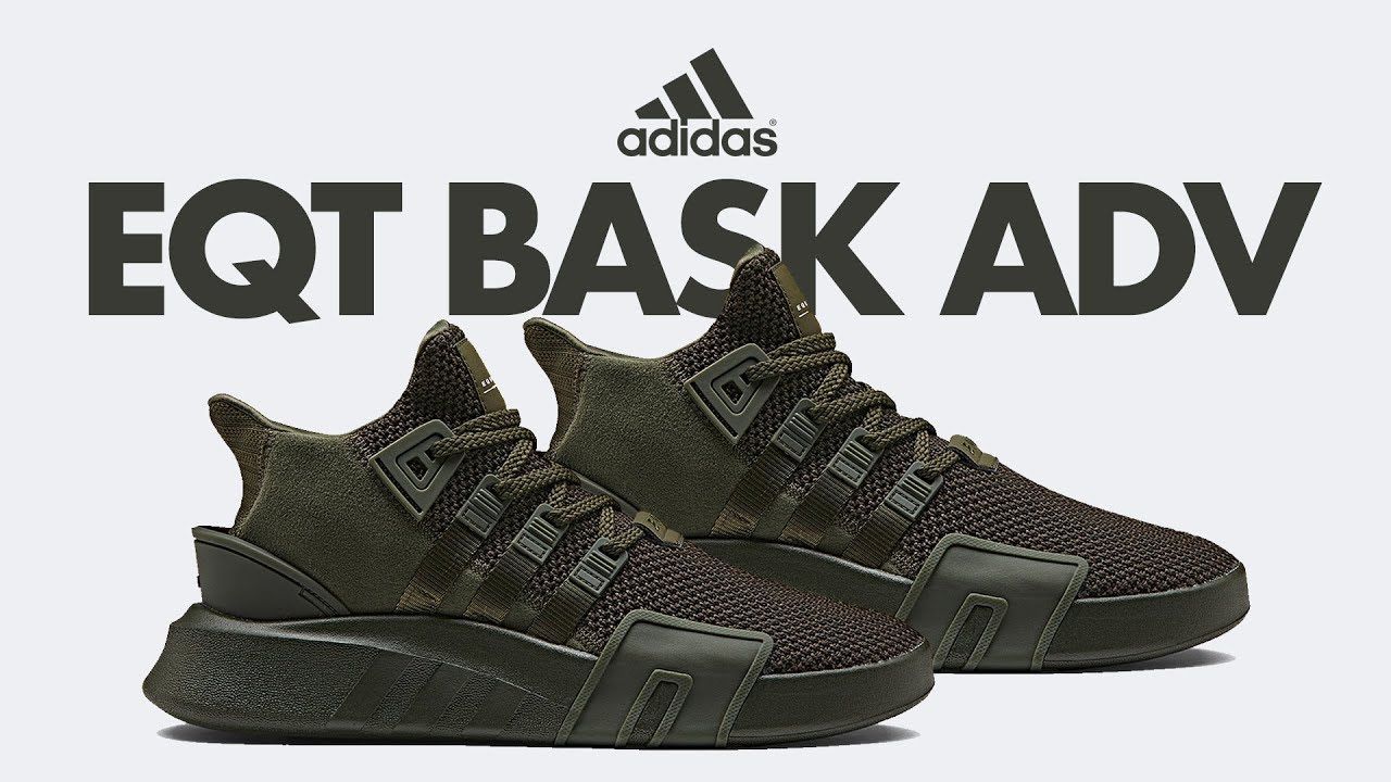 the latest 4f90e a37f0 *FRESH: Adidas EQT BASK ADV NEW COLORWAYS - Release Date: February 15, 2018