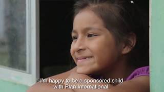 A day in the life of Genisis - A sponsored child from Peru