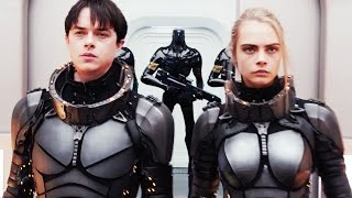 Valerian and the City of a Thousand Planets Trailer 2017 Movie - Official
