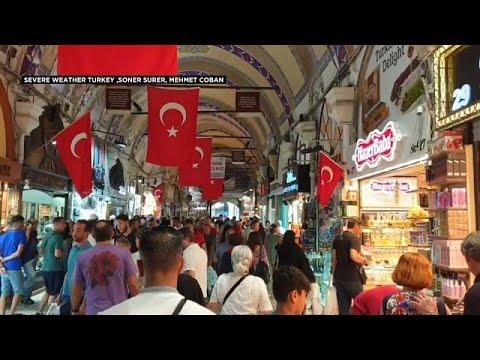 شاهد: الأمطار تتسبب في مقتل شخص وتشل حركة النقل في إسطنبول…  - نشر قبل 2 ساعة