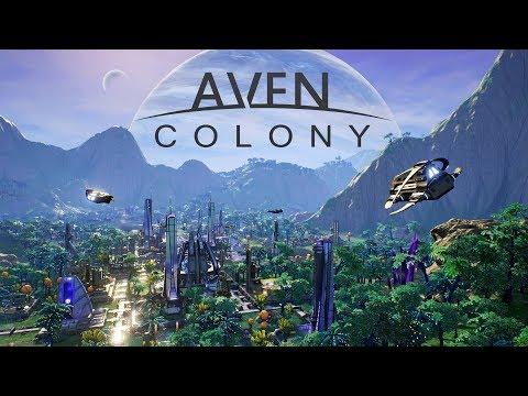 Aven Colony | Gameplay | 2017 | #AvenColony