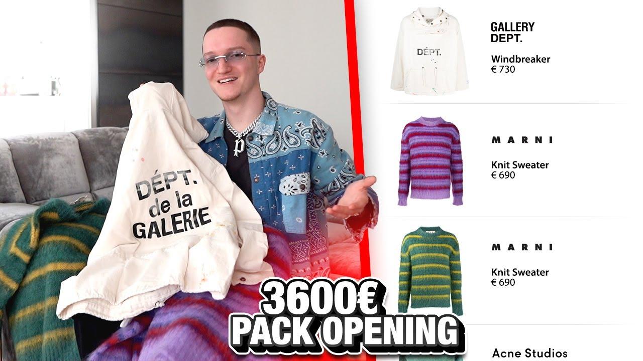 Farfetch hat wieder gegönnt.. 🤩 (Fashion Pack Opening)