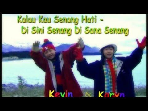 Kevin & Karyn - Kalau Kau Senang Hati (Official Music Video)