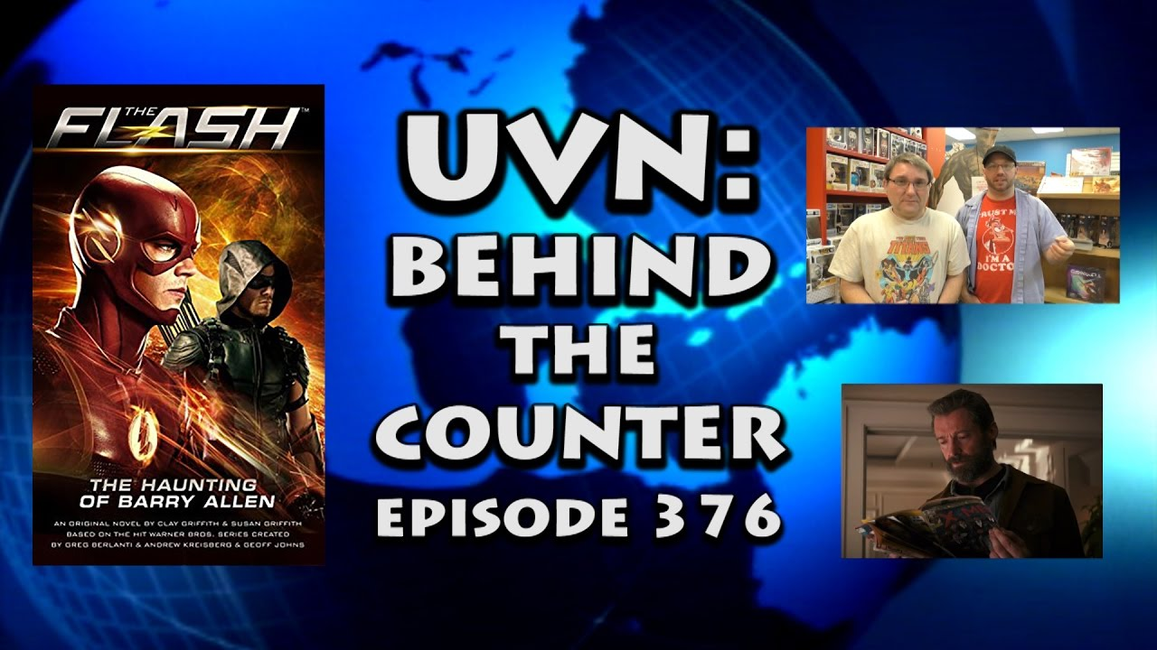 UVN: Behind the Counter 376