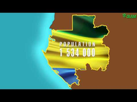 Welcome to Gabon with GRAINE program