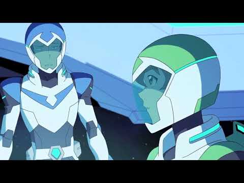 [Voltron Edits] -big jet plane   Ships that Parallel Each Other  