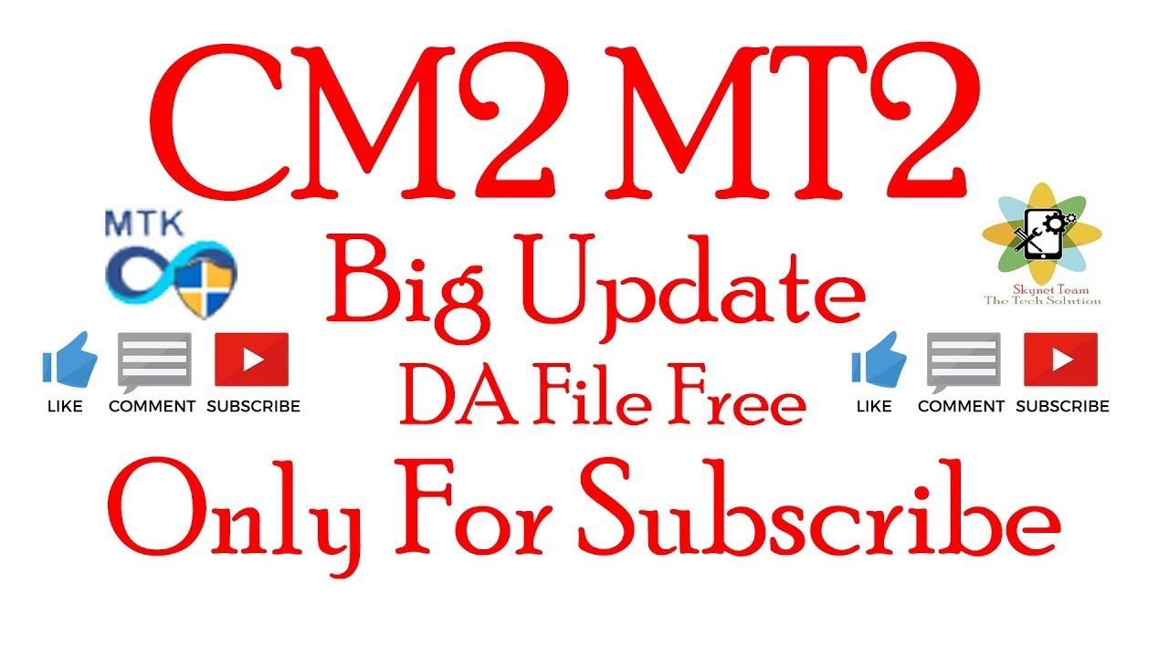 CM2 MT2 V-2.00 Big Update Free For All Only Subscribe