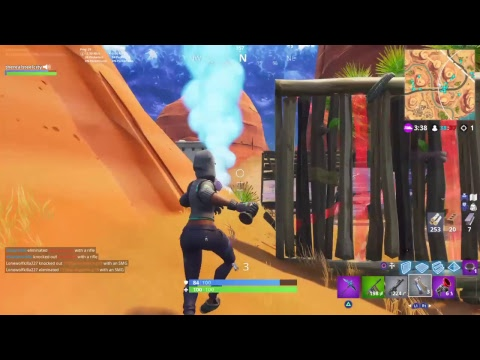 NEW Dusty Diner , Grappling Hook In Fortnite Patch 5.4 Gameplay