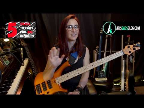 5 Small Bass Playing Tweaks Big Results #5